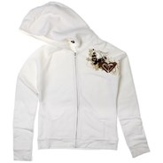Beauty Mark Ivy Glow Zip Hoody