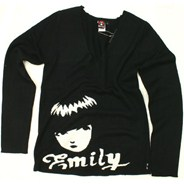 Classic Emily V-Neck Sweater