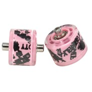 Graffiti Fats Abec 5 Replacement Heelys Wheels