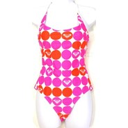 Polka Party One Piece Swimsuit