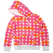 Polka Party Relax Mix Hoody