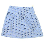 Amelie Little Pop Solid Skirt