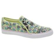 VS1 Low Creedler Lime Girls Slip-On Shoe