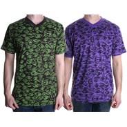 See and Speak V-Neck S/S T-Shirt