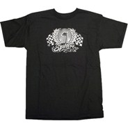 Checkered One S/S T-Shirt