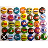 Country Badge Pack