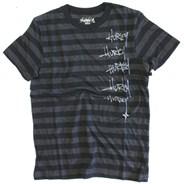 Dripper S/S Striped T-Shirt
