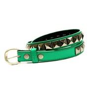 Single Kelp Green/Black Belt