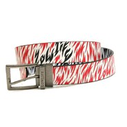 Camo White/Tomato/White Belt