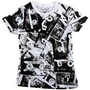 Tapeworm S/S T-Shirt