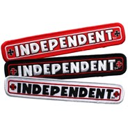 Bar Cross Patch - Assorted Colours