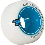 Corelite White/Blue 52mm Skateboard Wheels