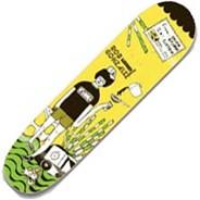 Rob Gonzalez Refresh Skateboard Deck