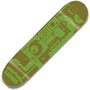 Team Puzzler Skateboard Deck
