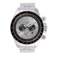 ZR3  Silver/Silver/Silver Watch ZEP001