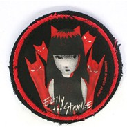 Emily Ghoul Rocks Patch