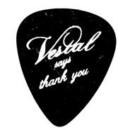 Vestal Says... Plectrum
