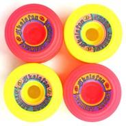 Skeleton Street Rocks Roller Skate Wheels