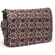 Wrap Up Sparking Grape Laptop Bag