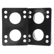 Wedge Riser Pads - Black
