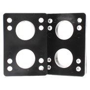 Wedge Riser Pads - Black