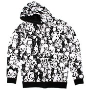 Catacomb Custom Zip Hoody