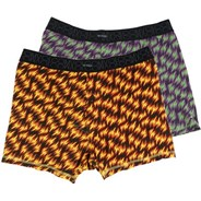 Leopardz Knit Boxer Shorts