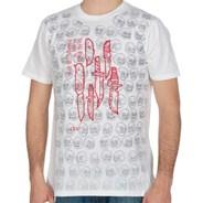 Sieben FA S/S T-Shirt - Haze Blue