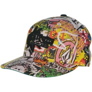 Volcom-Ent Fosallage Fitted Cap