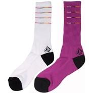 Fruit Stripe Socks