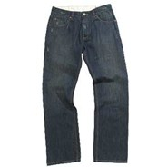 Straight Mechanic Wash Jeans