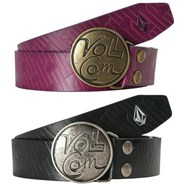 Crush Leather Belt