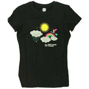 Smile When It Rains S/S Girls Tee
