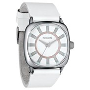 The Revolver Watch - White/White - SALE - 40% Off