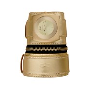 Quartersleve Gold/Gold/Gold Watch QS004
