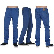 2x4 Bright Blue Jeans