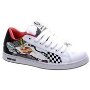 Needle White/Red/Black/Multi Shoe