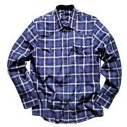 Austin Black L/S Shirt