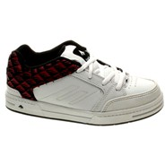 Heritic 3 Youth White/Black/Red Shoe
