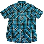 Vague Check S/S Shirt