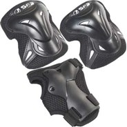 SFR780B Boys 3 Pad Set