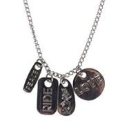 Love Ride Necklace