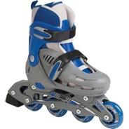 Cyclone Grey/Blue Kids Recreational Inline Skates