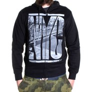 Big NYC Zip Hoody