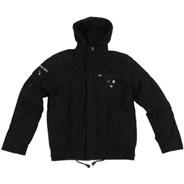 Punish Jacket Black