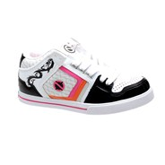 Genesis G Black/White/Fuschia Womens Shoe
