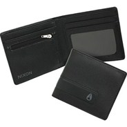 Showdown Bi-fold Wallet - All Black