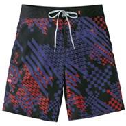 Check Hounds Board Shorts
