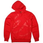 Bleed Basic Hood Fleece - Red