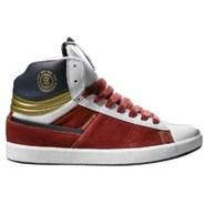 Omahigh Red/Navy Shoe